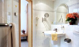 Bad Einzelzimmer Kelten-Hotel