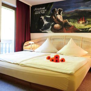 Hochzeitsuite im Kelten-Hotel